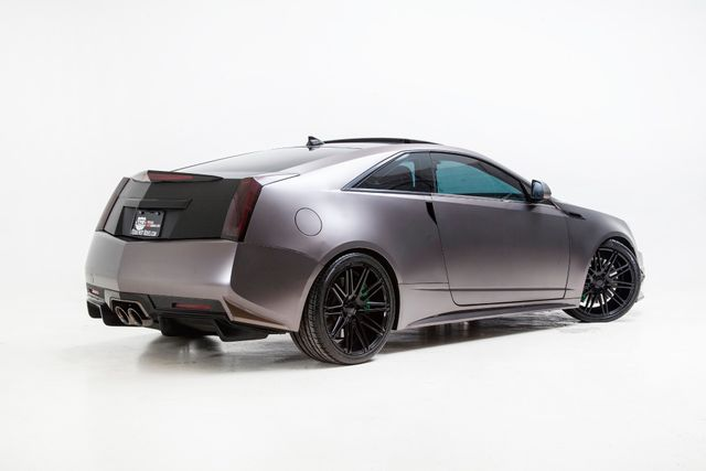 2011 Cadillac CTS-V Coupe With Upgrades in TX, 75006