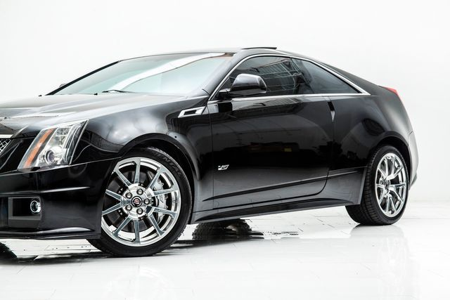 2011 Cadillac CTS-V Coupe in Carrollton, TX 75006