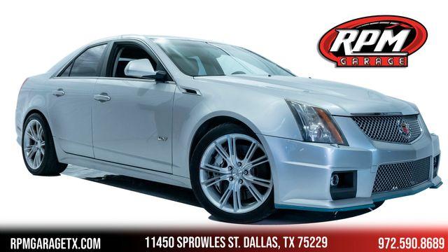 2011 Cadillac CTS-V with Upgrades