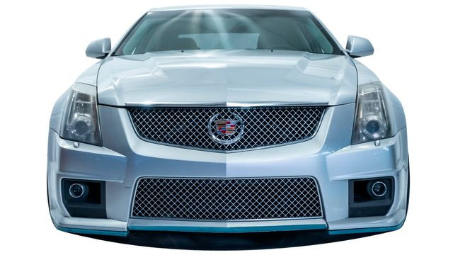 2011 Cadillac CTS-V with Upgrades in Dallas, TX 75229