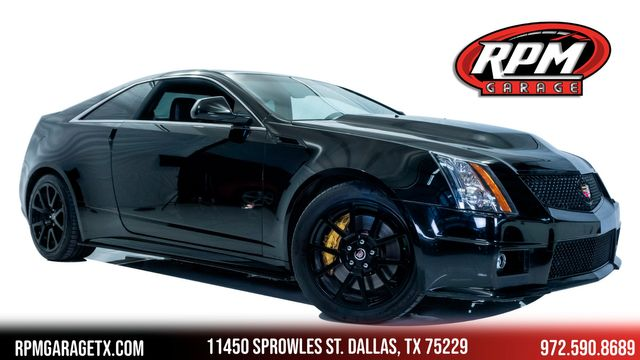 2011 Cadillac CTS-V with Many Upgrades