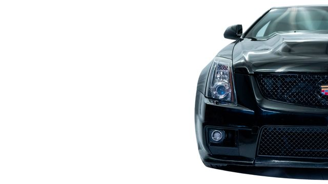 2011 Cadillac CTS-V with Many Upgrades in Dallas, TX 75229