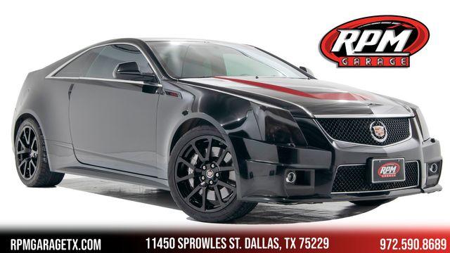 2011 Cadillac CTS-V Cammed with Many Upgrades