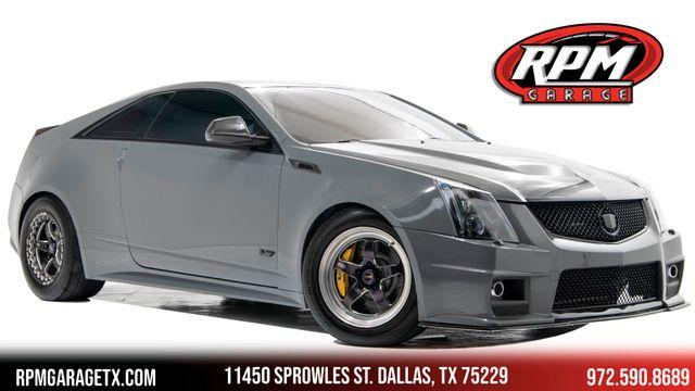 2011 Cadillac CTS-V Built Motor 900hp with Many Upgrades