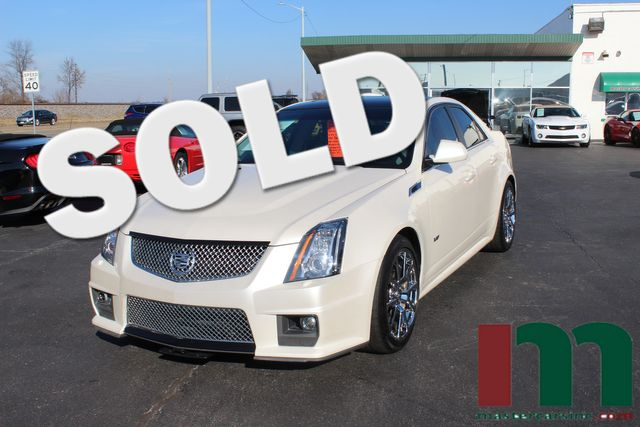 2011 Cadillac CTS-V V-Series | Granite City, Illinois | MasterCars Company Inc. in Granite City Illinois