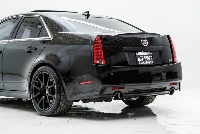 2011 Cadillac CTS-V Sedan Cammed With Many Upgrades in Carrollton, TX 75006