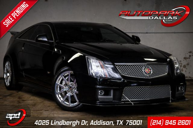 2011 Cadillac CTS-V w/ MANY Upgrades in Addison, TX 75001