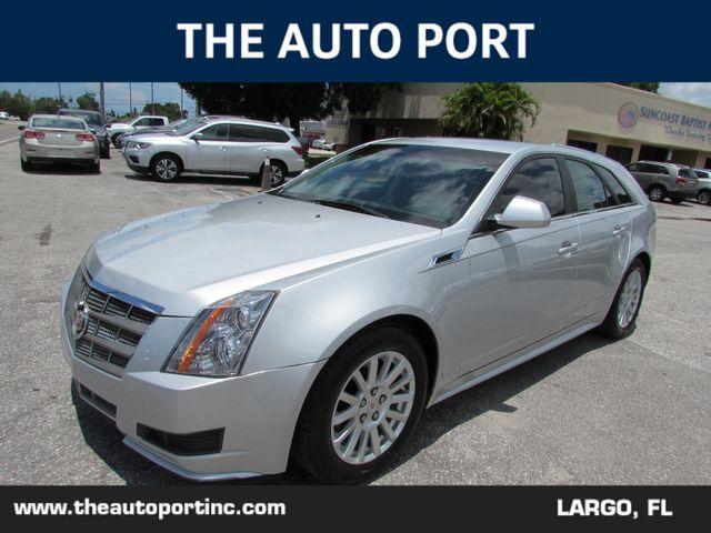2011 Cadillac CTS Wagon Luxury in Largo, Florida 33773