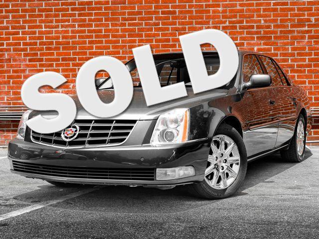 2011 Cadillac DTS Premium Collection Burbank, CA