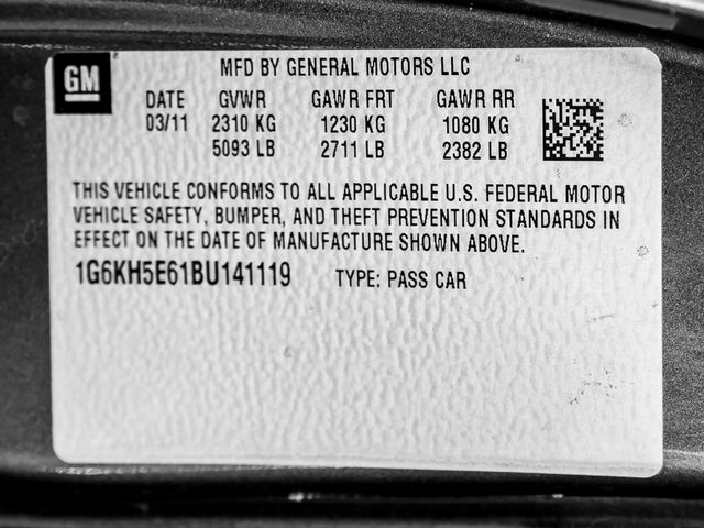 2011 Cadillac DTS Premium Collection Burbank, CA 28