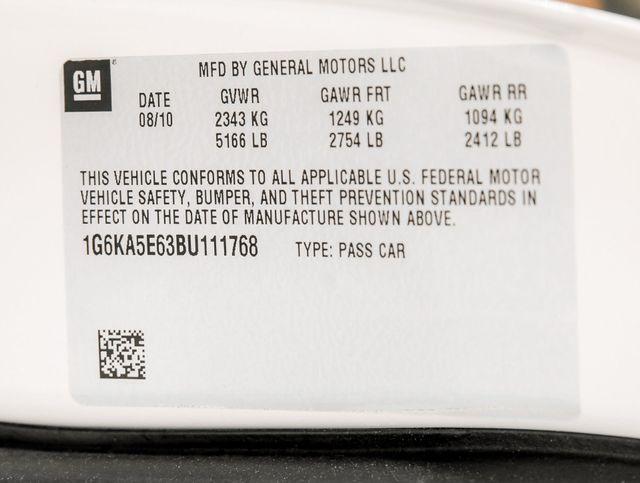 2011 Cadillac DTS Base Burbank, CA 22
