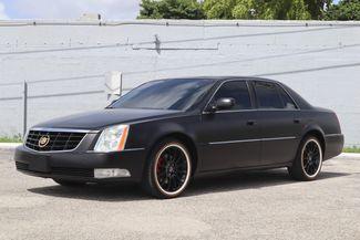 2011 Cadillac DTS Premium Collection Hollywood, Florida 10