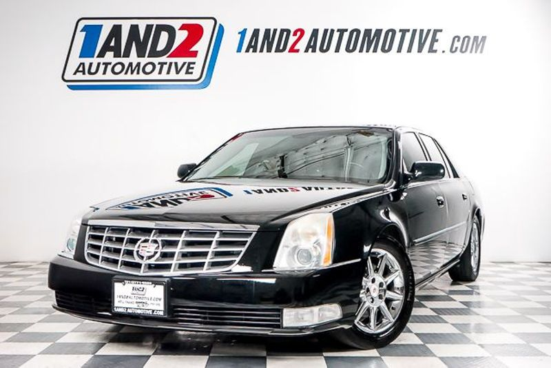 2011 Cadillac DTS Professional Limousine in Dallas TX