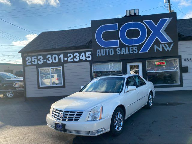 2011 Cadillac DTS Luxury Collection in Tacoma, WA 98409