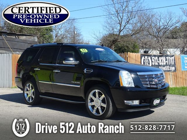 2011 Cadillac Escalade Luxury in Austin, TX 78745
