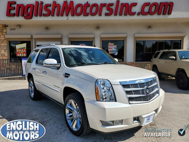 2011 Cadillac Escalade Platinum Edition in Brownsville, TX 78521