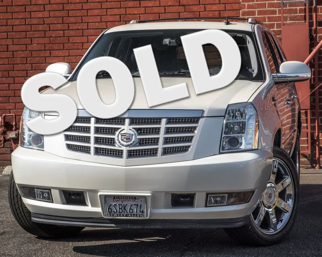 2011 Cadillac Escalade Premium Burbank, CA 0