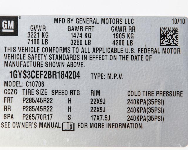 2011 Cadillac Escalade Premium Burbank, CA 40
