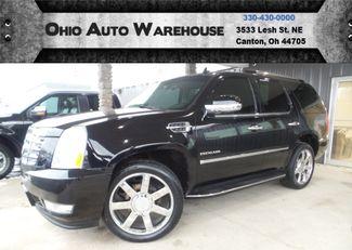2011 Cadillac Escalade AWD Navi Tv/DVD Sunroof Clean Carfax We Finance | Canton, Ohio | Ohio Auto Warehouse LLC in Canton Ohio