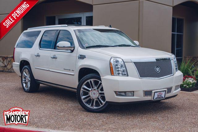 2011 Cadillac Escalade ESV Platinum Edition in Arlington, Texas 76013
