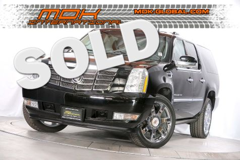 2011 Cadillac Escalade ESV Premium - Navigation - DVD in Los Angeles