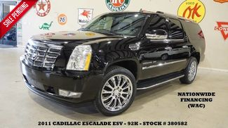 2011 Cadillac Escalade ESV Luxury ROOF,NAV,REAR DVD,HTD/COOL LTH,CHROME 22... in Carrollton TX, 75006