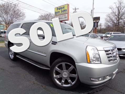2011 Cadillac Escalade ESV Luxury in Charlotte, NC