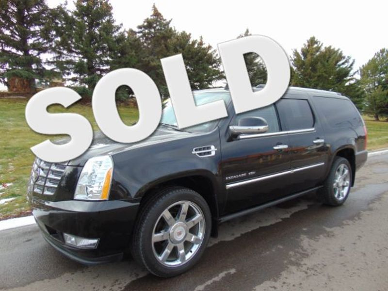 2011 Cadillac Escalade ESV Premium  city MT  Bleskin Motor Company   in Great Falls, MT