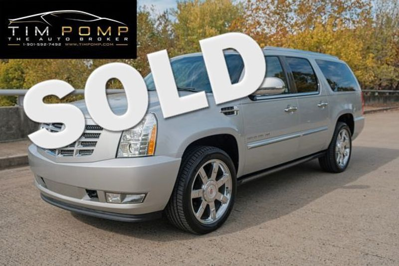 2011 Cadillac Escalade ESV Premium | Memphis, Tennessee | Tim Pomp - The Auto Broker in Memphis Tennessee