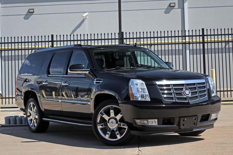2011 Cadillac Escalade ESV Luxury*AWD*3 Rows*Nav*BU Cam*DVD*only 120k mi** | Plano, TX | Carrick's Autos in Plano TX