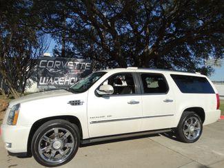 2011 Cadillac Escalade ESV Premium Rear Ent, Step Rails, NAV, Sunroof, Chromes!!   Dallas, Texas   Corvette Warehouse  in Dallas Texas