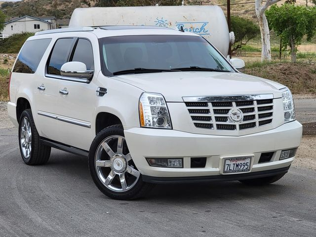 2011 Cadillac Escalade ESV Premium Santa Clarita, CA 4