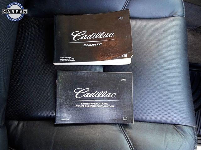 2011 Cadillac Escalade EXT Luxury Madison, NC 54