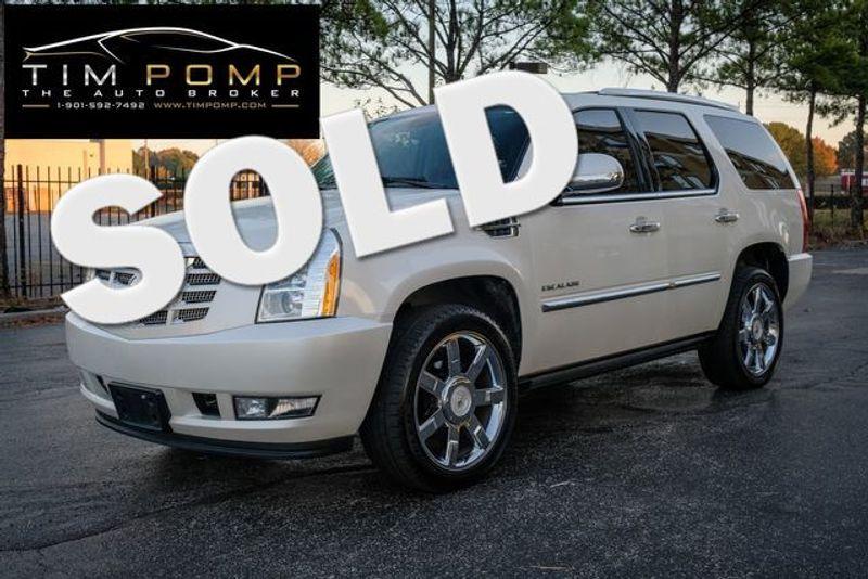 2011 Cadillac Escalade Premium | Memphis, Tennessee | Tim Pomp - The Auto Broker in Memphis Tennessee