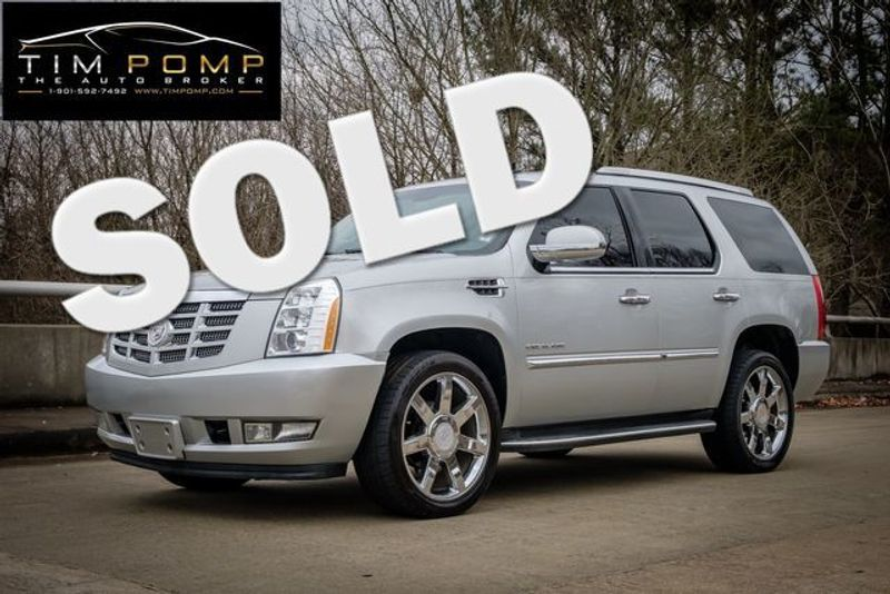 2011 Cadillac Escalade Luxury | Memphis, Tennessee | Tim Pomp - The Auto Broker in Memphis Tennessee