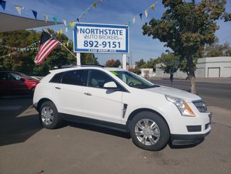 2011 Cadillac SRX Luxury Collection Chico, CA