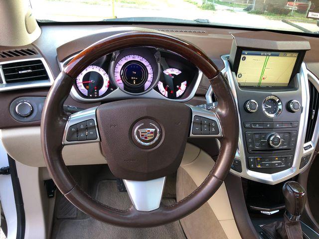 2011 Cadillac SRX Luxury Collection Houston, TX 14