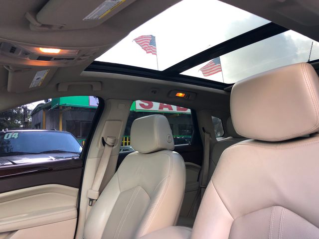 2011 Cadillac SRX Luxury Collection Houston, TX 15