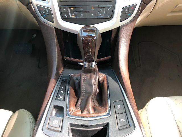 2011 Cadillac SRX Luxury Collection Houston, TX 16