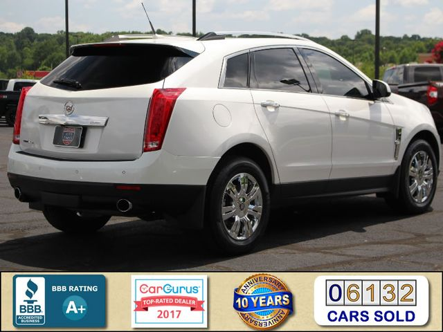 2011 Cadillac SRX Luxury Collection AWD - ULTRAVIEW SUNROOFS! Mooresville , NC 2