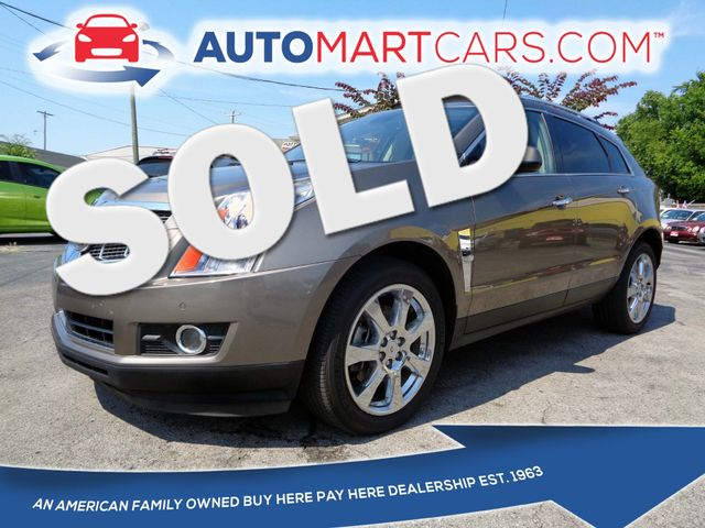 2011 Cadillac SRX Performance Collection | Nashville, Tennessee | Auto Mart Used Cars Inc. in Nashville Tennessee