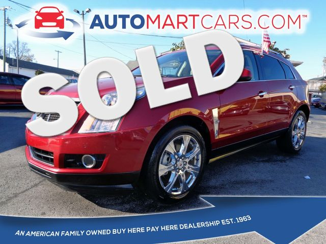 2011 Cadillac SRX in Nashville Tennessee