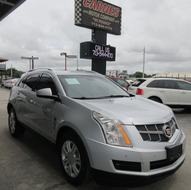2011 Cadillac SRX Luxury Collection south houston, TX 4