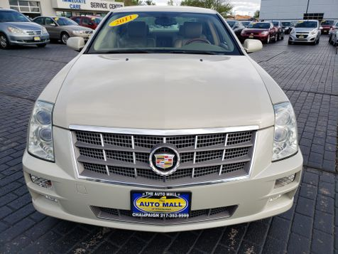 2011 Cadillac STS RWD w/1SB | Champaign, Illinois | The Auto Mall of Champaign in Champaign, Illinois