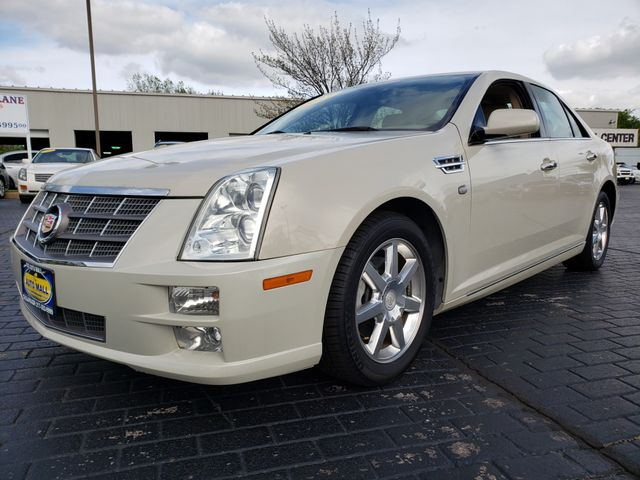 2011 Cadillac STS RWD w/1SB | Champaign, Illinois | The Auto Mall of Champaign in Champaign Illinois