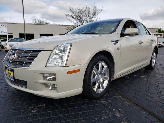 2011 Cadillac STS RWD w/1SB | Champaign, Illinois | The Auto Mall of Champaign in Champaign Illinois