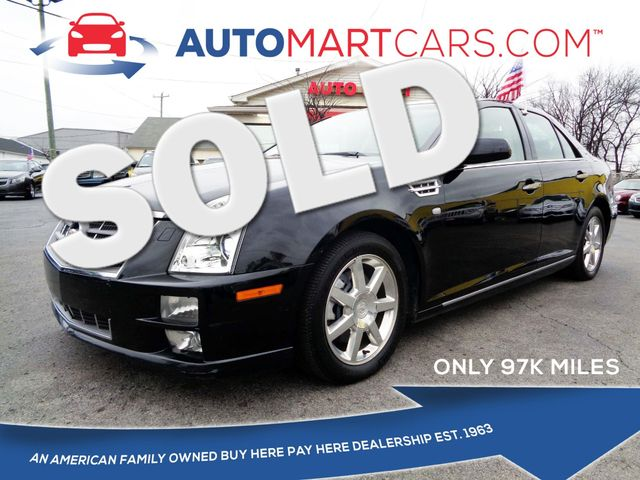 2011 Cadillac STS in Nashville Tennessee