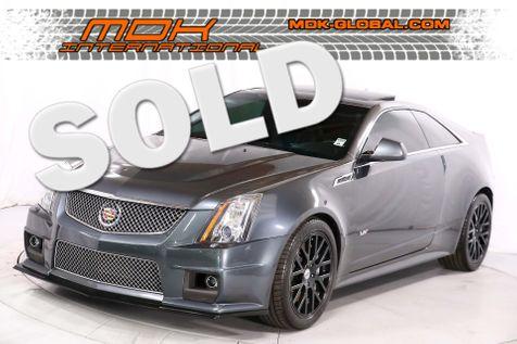 2011 Cadillac CTS-V - Manual - Recaro seats - NEW CLUTCH in Los Angeles