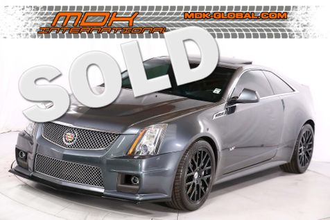 2011 Cadillac CTS-V - Manual - Recaro seats - NEW CLUTCH in Los Angeles