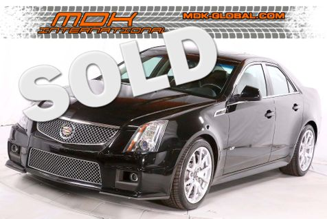 2011 Cadillac V-Series - Supercharged - BOSE - Navigation  in Los Angeles
